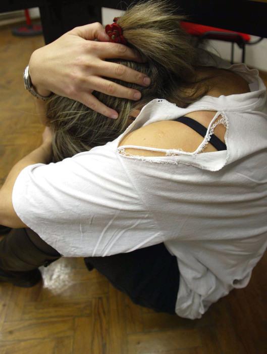 foto franco silvi violenza sulle donne