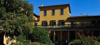 L'Ostello della gioventù di Villa Camerata, a Firenze