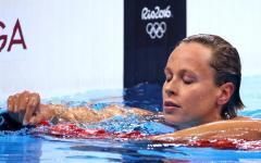 Olimpiadi Rio 2016: Nuoto, Federica Pellegrini, solo quarta, sbotta con i giornalisti