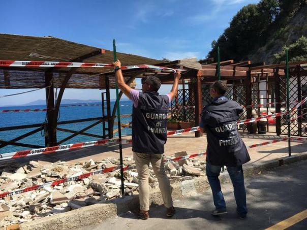 Ambiente: operazione guardia finanza su litorale