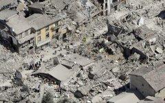 Terremoto: salgono a 247 le vittime ufficiali. Timori per i clienti dell'albergo Roma di Amatrice, completamente crollato
