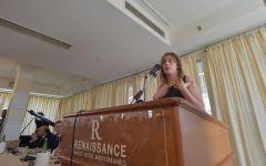 Referendum: Boschi contestata alla festa dell'Unità di Milano