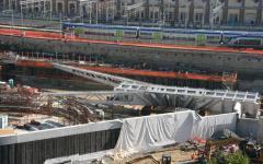 Firenze, tunnel Tav: critiche dei sindacati e comitati all'inerzia di ferrovie e istituzioni (foto lavori)