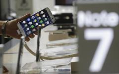 Telefonia: Samsung rinvia il lancio (era previsto per oggi) e la vendita di Galaxy Note 7. Esplodono le batterie