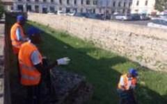 Sesto Fiorentino: gruppi di migranti effettuano lavori socialmente utili