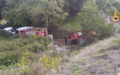 Montecatini: linea firenze-Prato-Viareggio, sospesa per due ore per incendio la circolazione dei treni