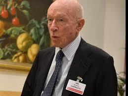 Bernardo Caprotti, fondatore di Esselunga, scomparso a 91 anni