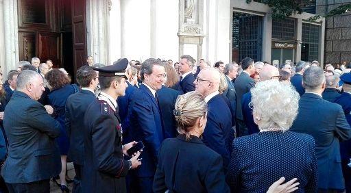 Addio a Bernardo Caprotti: il fondatore di Esselunga sepolto ad Albiate