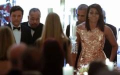 Washington: Obama saluta Renzi con una brillante ultima cena. Barack cita Virgilio