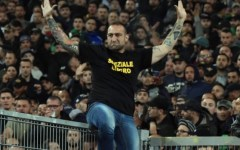 Calcio: Genny 'a carogna, imputato a Napoli, destinato dal giudice agli arresti domiciliari a Livorno