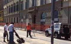 Lungarno Torrigiani: lavori Publiacqua, lunedì 24 problemi idrici in Oltrarno