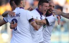 Fiorentina devastante a Empoli: 0-4. Doppiette di un grande Bernardeschi e di Ilicic. Pagelle (Foto)