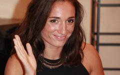 Gloria Peritore, campionessa Kickboxing