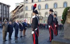 Firenze: celebrata in Piazza Unità la giornata del ricordo dei caduti militari e civili nelle missioni di pace