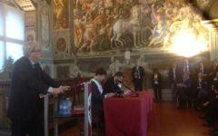 Firenze: patto per la città firmato a Palazzo vecchio da Renzi e Nardella. Progetti per 2,2 miliardi di euro