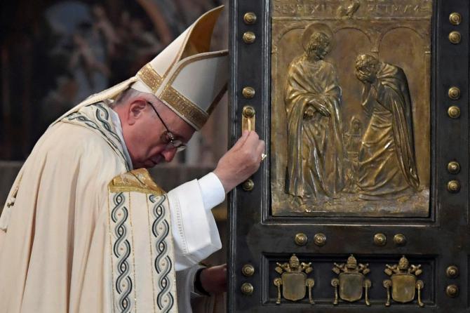 La confessione di Papa Francesco: