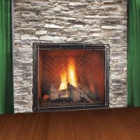 Factory Built Fireplace Clearances - Fireplace Ideas