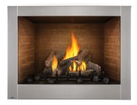 Riverside Outdoor Fireplace [Gas Burning - 42 Inch]