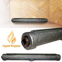 Cast Iron Log Lighter 12 Inch With Propane Adapter | LP ...