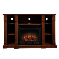 Kendall Electric Media Fireplace - Espresso - Southern ...
