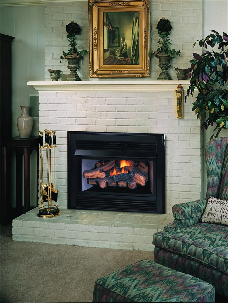 Fireplaceinsertcomvantage Hearth Vent Free Gas Fireplace