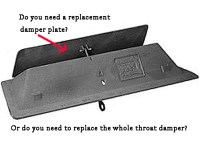How to Fix a Stuck Fireplace Damper - The Blog at ...