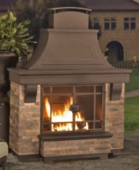 Does Outdoor Chimney Need Cap - The Blog at FireplaceMall
