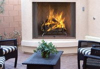 44 Elite Wood Fireplace - The Fireplace Place