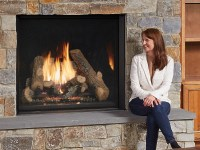 4237 Clean Face Gas Fireplace - The Fireplace Place