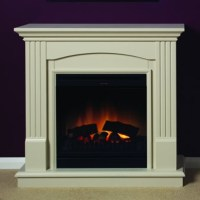 Dimplex chadwick Optiflame Freestanding Electric Fireplace ...