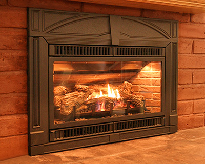 Gas Fireplace Inserts - Fresno - Gas Fireplace Insert Installation