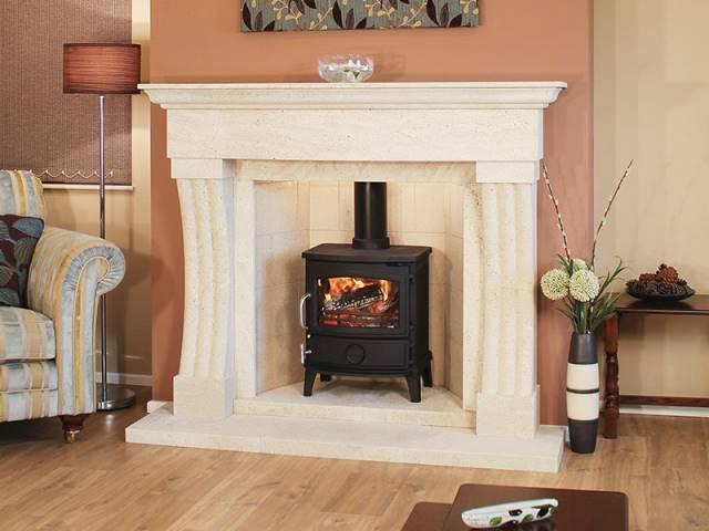 Newman Taberno Fireplace Stoke Gas Electric