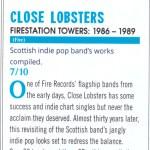 Louder Than War - Firestation Towers - review