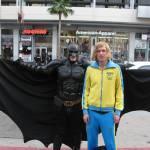 Craig and Batman