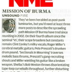 'Unsound' - NME Review