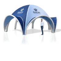 Inflatable Pop Up Tent & EventDome An Inflatable Eventdome ...