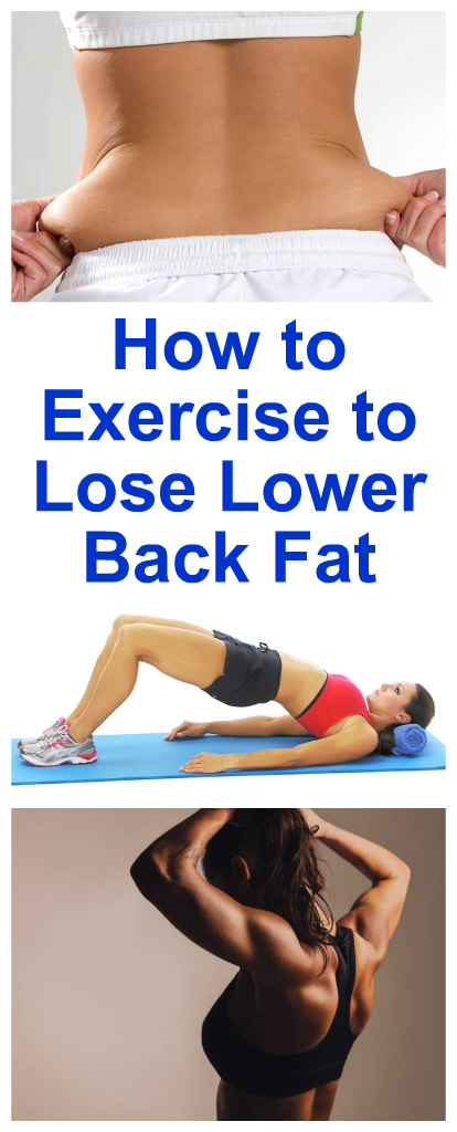 How to Exercise to Lose Lower Back Fat Pengaruk