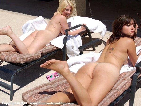 real spankings jessica