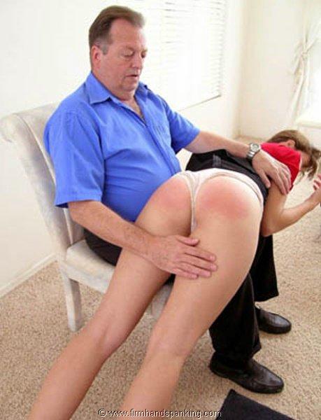 embarrassing spanking otk