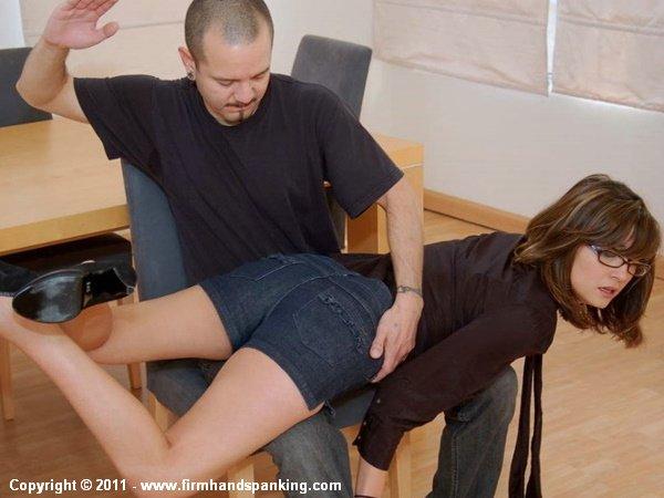 samantha johnson spanking