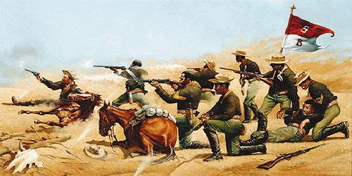 History of the 9th Cavalry Regiment - Homepage