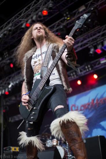 Gloryhammer - Metaldays 2016