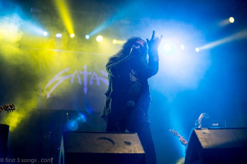 Satan - Metaldays 2016