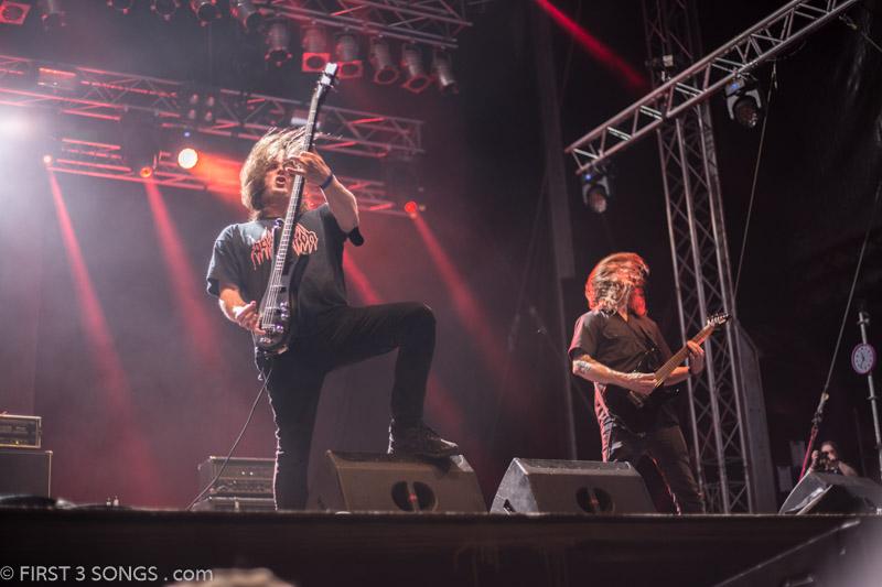 At The Gates - Metaldays 2016