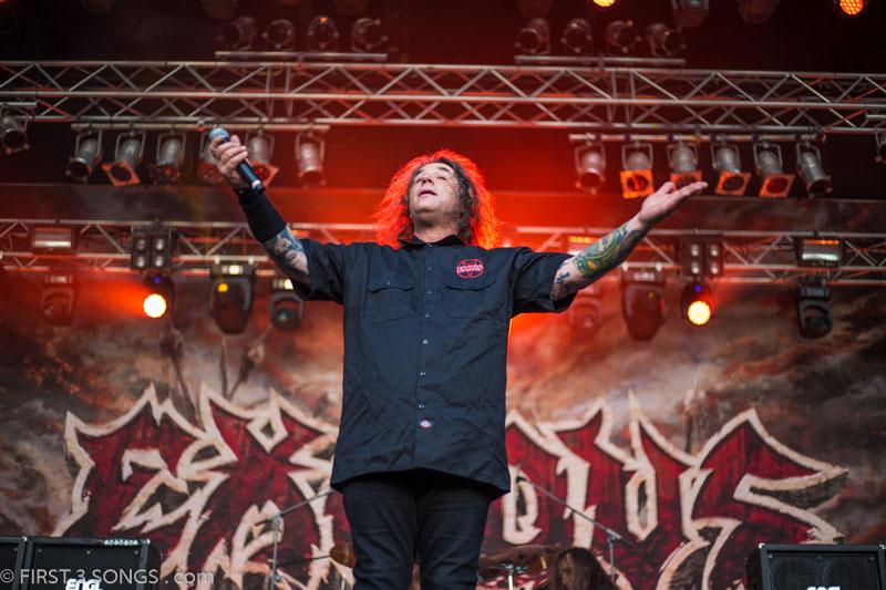 Exodus - Metaldays 2016