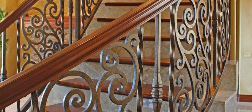 Buyers Guide To Wrought Iron Or Glass Staircase Railings