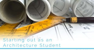 starting-out architecture student
