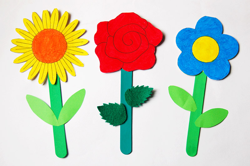 Flower Greeting Card Templates Free Printable Templates  Coloring
