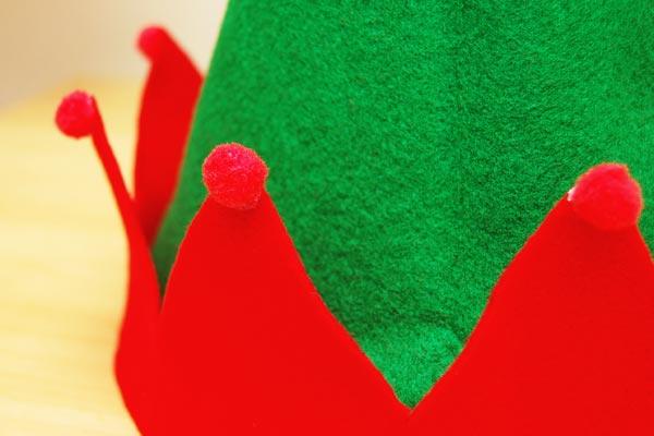 Christmas Elf Hat Kids\u0027 Crafts Fun Craft Ideas FirstPalette