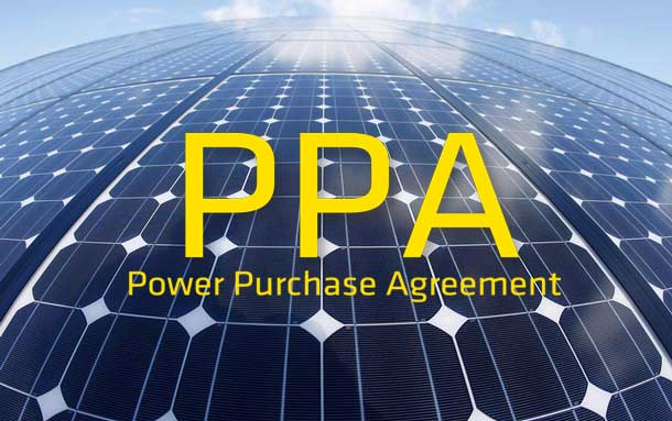 PPA is a long term option to Finance your Solar Project First US - power purchase agreement
